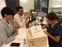 2018.9. 02-04 Speedtasting with international buyers for Consorzio I Vini del Piemonte